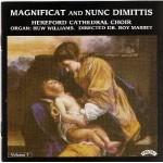 Magnificat & Nunc Dimittis Vol 7