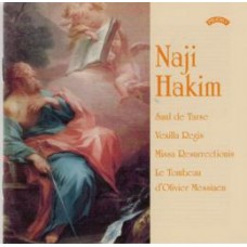 The Choral and Organ Music of Naji Hakim