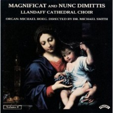 Magnificat & Nunc Dimittis Vol 8