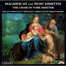 Magnificat & Nunc Dimittis Vol 9