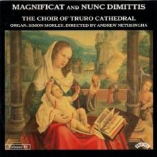 Magnificat & Nunc Dimittis Vol 10