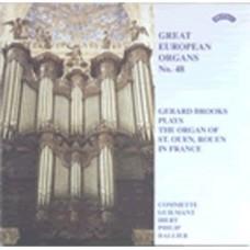 Great European Organs No.48: St.Ouen, Rouen