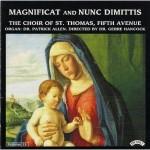 Magnificat & Nunc Dimittis Vol 13