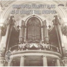 The Organ of St.George's Hall, Liverpool