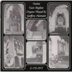 Twelve East Anglian Organs: (2 CD set)