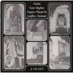 Twelve East Anglian Organs: (2 CD set)