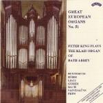 Great European Organs No.51: Bath Abbey