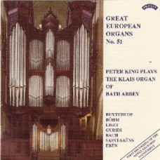 Great European Organs No.51: Bath Abbey