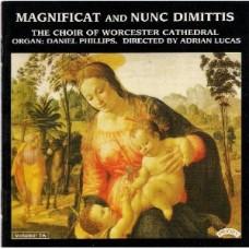 Magnificat & Nunc Dimittis Vol 16