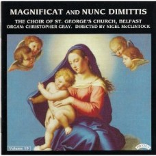 Magnificat & Nunc Dimittis Vol 19