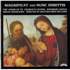 The Magnificat and Nunc Dimittis, Complete Set  (21 CD set)