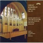 Great European Organs No.53: The Kallio Church, Helsinki