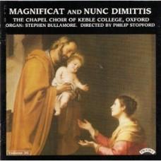 Magnificat & Nunc Dimittis Vol 20