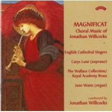 Magnificat - Choral Music of Jonathan Willcocks