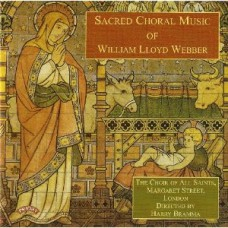The Sacred Choral Music of William Lloyd Webber