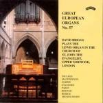 Great European Organs No.57: St John's Upper Norwood, London