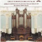 Great European Organs No.60: Reading Town Hall