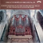 Great European Organs No.59: St Eustache, Paris