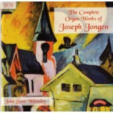 The Complete Organ Works of Joseph Jongen - (2 CD set)