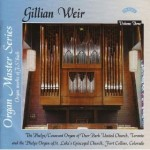 Organ Master Series - Vol. 3 - Organs of  Deer Park United Church, Toronto and St.Luke, Fort Collins (2 CD set)