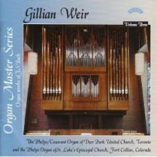 Organ Master Series - Vol. 3 - Organs of  Deer Park United Church, Toronto and St.Luke, Fort Collins (2 CD set)