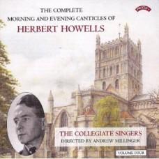 Herbert Howells: Complete Morning & Evening Services - Volume 4