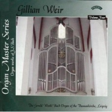 Organ Master Series - Vol. 4 - The Organ of St.Thomas, Leipzig (2 CD set)