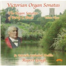 Victorian Organ Sonatas - Vol 3 - The Organ of St.Patrick's Cathedral, Dublin, Ireland