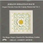 Organ Chorales from the Leipzig Manuscript / The Rieger Organ of Marylebone Parish Church, London