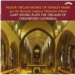 Organ Works of Stanley Vann and Kenneth Leighton Memorial Album/ Organ of Chelmsford Cathedral
