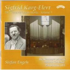 Complete Organ Works of Sigfrid Karg-Elert - Vol 3 - The Steinmeyer Organ of Altoona Cathedral, Pennsylvania, USA