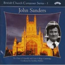 British Church Composer Series -1 : Music of John Sanders