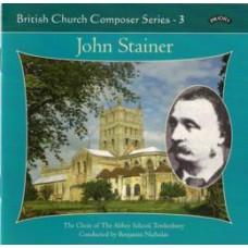 British Church Composer Series -3 : Music of John Stainer