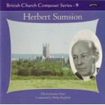 British Church Composer Series - 9 -Music of Herbert Sumsion