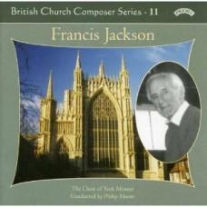 British Church Composer Series - 11 -Music of Francis Jackson