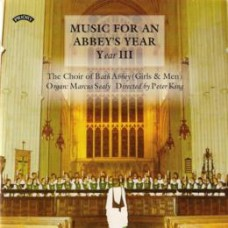 Music for an Abbey's Year - Volume 3