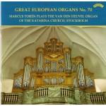 Great European Organs No.70: Katarina Church, Stockholm