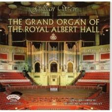 The Grand Organ of the Royal Albert Hall