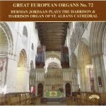 Great European Organs No.72: St.Albans Cathedral