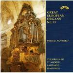 Great European Organs No.73: St.Andreu, Santanyi, Mallorca