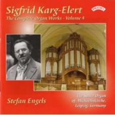 The Complete Organ Works of Sigfrid Karg-Elert Volume 4/ The Sauer Organ of Michaeliskirche, Leipzig