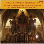 Great European Organs No.76: Santa Maria in Mao, Minorca