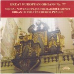 Great European Organs No.77/ The Baroque Mundt Organ of the Tyn Church, Prague