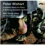 The Complete Piano Works of Peter Wishart (1921 - 1984)