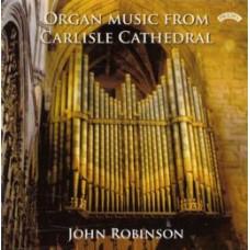 Organ Music from Carlisle Cathedral
