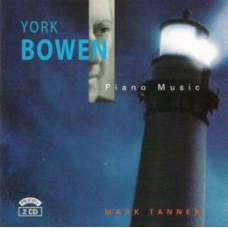 York Bowen - Piano Music (2 CD set)