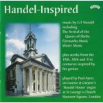 Handel-Inspired - The Organ of St.George's church, Hanover Square, London