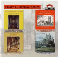 LP Archive Series - 3 Organ Music from St.Alkmund's Whitchurch