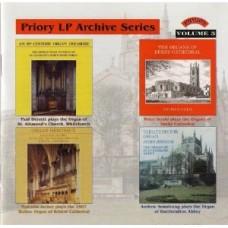 LP Archive Series - 3 Organ Music from St.Alkmund's Whitchurch