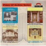 LP Archive Series - 4 Organ Music from The Albert Hall, Nottingham